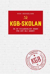 Omslagsbild för KGB-skolan: Är du tillräckligt smart för att bli agent?