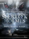 Cover for Sherlock Holmes - Baskerville koira