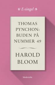 Omslagsbild för Thomas Pynchon: Buden på nummer 49