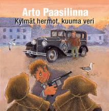Cover for Kylmät hermot, kuuma veri