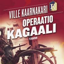 Cover for Operaatio Kagaali