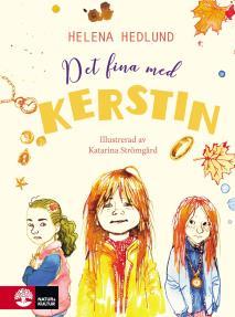 Cover for Det fina med Kerstin