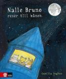 Omslagsbild för Nalle Bruno reser till månen
