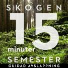 Cover for 15 minuter semester - SKOGEN