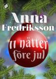 Bokomslag för 11 nätter före jul