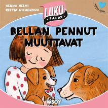 Cover for Bellan pennut muuttavat