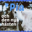 Bokomslag för Pia och den nya hästen