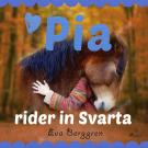 Omslagsbild för Pia rider in Svarta