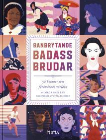 Omslagsbild för Banbrytande Badass-Brudar