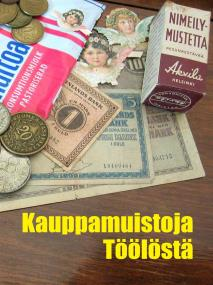 Omslagsbild för Kauppamuistoja Töölöstä