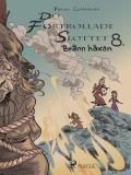 Omslagsbild för Det förtrollade slottet 8: Bränn häxan!