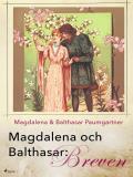 Omslagsbild för Magdalena och Balthasar: Breven
