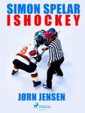 Omslagsbild för Simon spelar ishockey