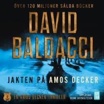 Cover for Jakten på Amos Decker (Reine Brynolfsson)
