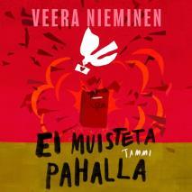 Cover for Ei muisteta pahalla
