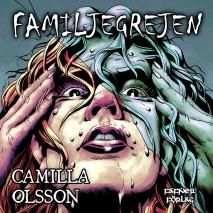 Cover for Familjegrejen
