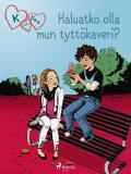 Cover for K niinku Klara 2 - Haluatko olla mun tyttökaveri?