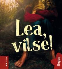 Omslagsbild för Lea, vilse!