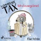 Bokomslag för Kommissarie Tax: Bokstavsmysteriet