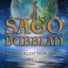 Omslagsbild för Sagobubblan : Trollkarlen och Häxan del 2