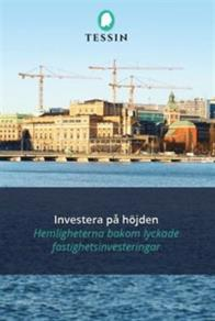 Cover for Investera på höjden