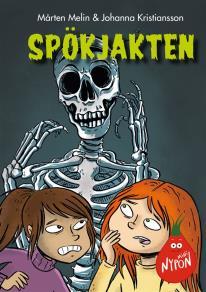 Omslagsbild för Mininypon - Spökjakten