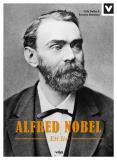 Omslagsbild för Alfred Nobel - Ett liv