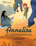 Omslagsbild för Annalisa och födelsedagspresenten