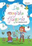 Cover for  De magiska tjugonio, en bokstavsvärld