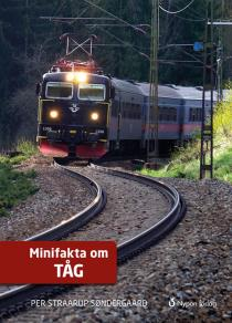Omslagsbild för Minifakta om tåg