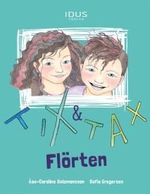 Omslagsbild för Tix & Tax : flörten