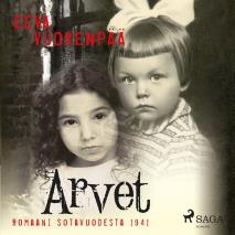 Cover for Arvet - Romaani sotavuodesta 1941