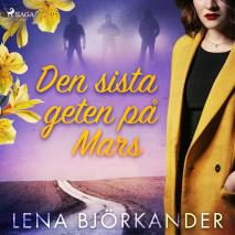 Cover for Den sista geten på Mars