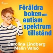 Omslagsbild för Föräldraboken om autismspektrumtillstånd