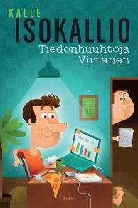 Cover for Tiedonhuuhtoja Virtanen