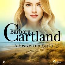 Cover for A Heaven on Earth (Barbara Cartland's Pink Collection 79)