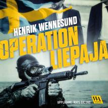 Omslagsbild för Operation Liepaja