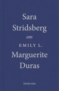 Omslagsbild för Om Emily L. av Marguerite Duras