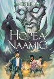 Cover for Hopeanaamio