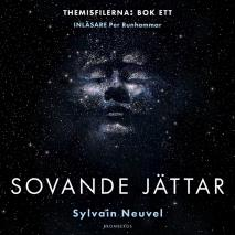 Cover for Sovande jättar