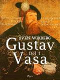 Omslagsbild för Gustav Vasa del 1
