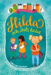 Omslagsbild för Hilda och årets kalas