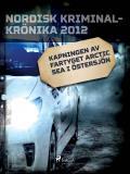 Bokomslag för Kapningen av fartyget Arctic Sea i Östersjön