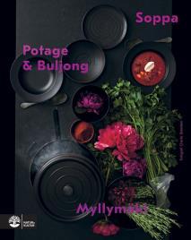 Cover for Soppa, potage & buljong