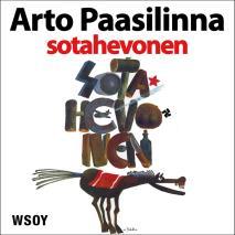 Cover for Sotahevonen