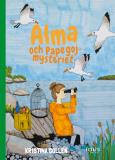 Omslagsbild för Alma och papegojmysteriet