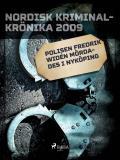 Bokomslag för Polisen Fredrik Widén mördades i Nyköping