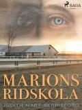 Omslagsbild för Marions ridskola