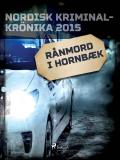 Cover for Rånmord i Hornbæk