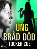 Cover for Ung bråd död